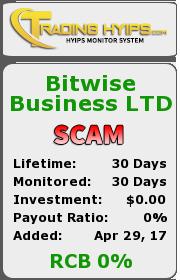 BitWise Business Limited мониторинг 5